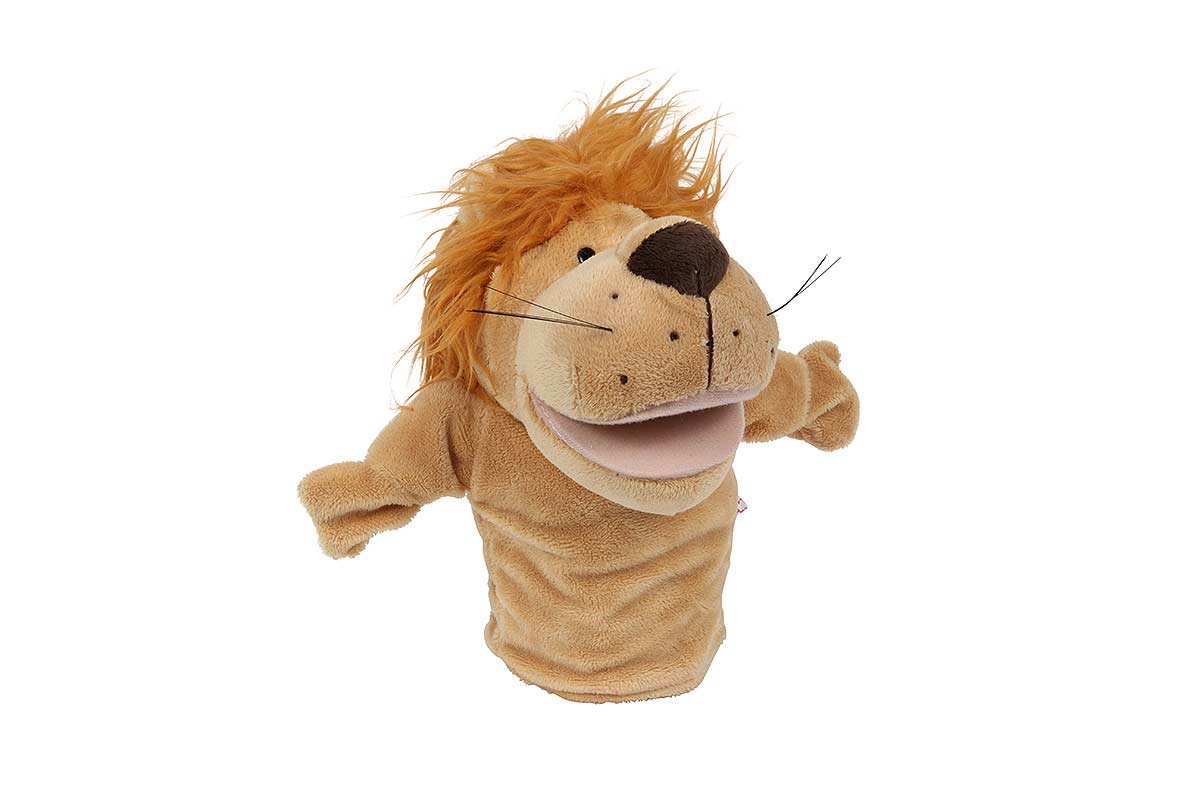 Purchase Lion Puppet to enhance your child's learning