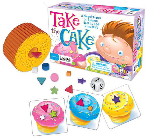 take the cake childrens game product