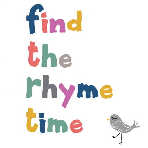 Find The Rhyme Read Write Ready
